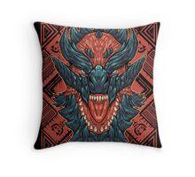 Hunting Club: Glavenus Throw Pillow
