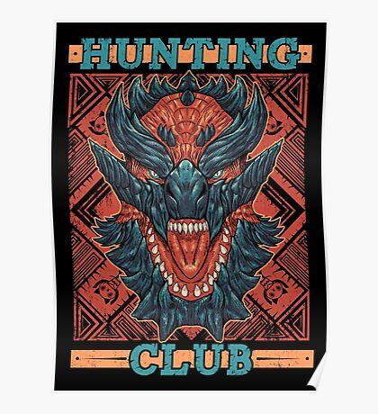 Hunting Club: Glavenus Poster