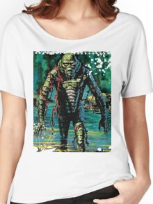 Swamp Creature Women's Relaxed Fit T-Shirt