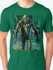 Swamp Creature Unisex T-Shirt