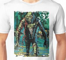 Swamp Creature Unisex T-Shirt