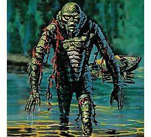 Swamp Creature Photographic Print