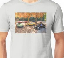 Autumn Muscle Unisex T-Shirt