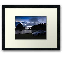 Toyota Soarer Framed Print