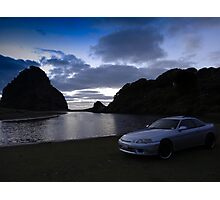 Toyota Soarer Photographic Print