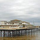 Colwyn Bay pier.  by ccrcats