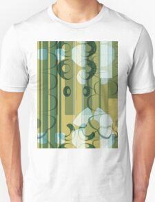 Green Wallpaper Background Unisex T-Shirt