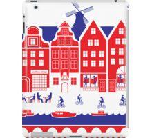 Amsterdam, Netherlands iPad Case/Skin