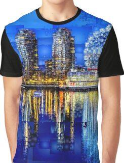 Vancouver British Columbia, Canada Graphic T-Shirt