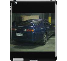 Toyota Supra RZ iPad Case/Skin