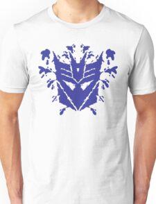 Decetiblot (blue) Unisex T-Shirt