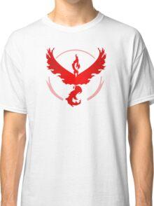 Team Valor - Pokemon GO Classic T-Shirt