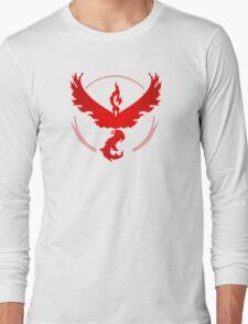Team Valor - Pokemon GO Long Sleeve T-Shirt