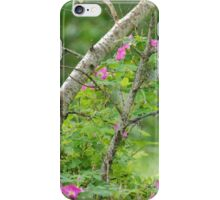 Wild Rose Alberta iPhone Case/Skin