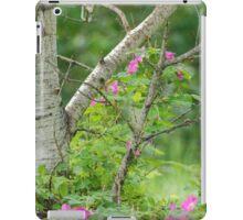 Wild Rose Alberta iPad Case/Skin