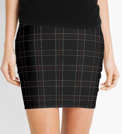 Persona 5 Cloth Pattern Mini Skirt
