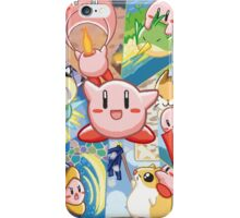 Kirby's Dream Land 3 - Companion Abilities iPhone Case/Skin