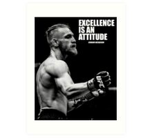 Connor Mc Gregor Art Print