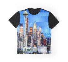 Seattle, Washington Graphic T-Shirt