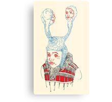 Anima Mondieu Metal Print