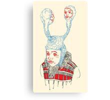 Anima Mondieu Canvas Print