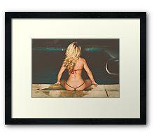 PIPER DREAMS No78-9173 Framed Print