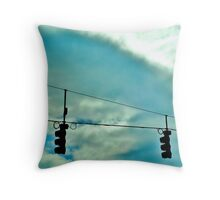 Wasting My Time Throw Pillow