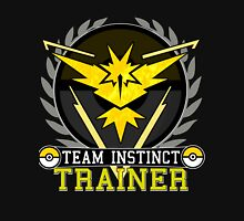 Team Instinct - Pokemon Go Unisex T-Shirt