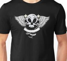 Winged Skull Unisex T-Shirt