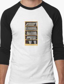 Shelf Portrait Men's Baseball ¾ T-Shirt