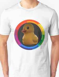 Polygon art : Duck Quack Quack T-Shirt