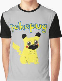 PokePug Graphic T-Shirt