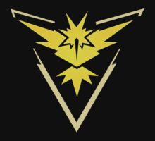 Team Instinct - Pokemon GO Kids Tee