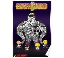 Earthbound Enemies Poster Poster