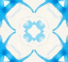 Watercolor pattern 11 Sticker