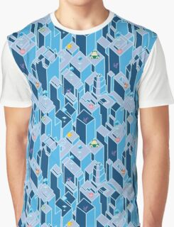 Pokémon Go Map - Cool Graphic T-Shirt