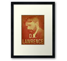 Lawrence Framed Print
