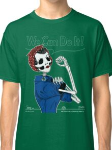 Rosie: We Can Do It! Classic T-Shirt