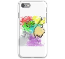 Colorful Cartoon Boy iPhone Case/Skin