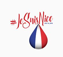 #JeSuisNice - remembering Nice Unisex T-Shirt