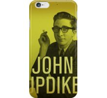 Updike iPhone Case/Skin