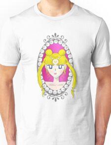 Moon Princess Cameo Unisex T-Shirt