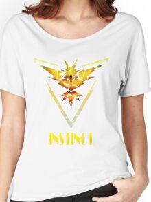 INSTINCT Women's Relaxed Fit T-Shirt