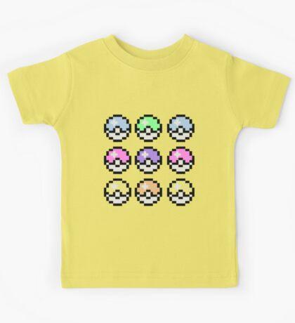 Pokemon Pastel Kids Tee