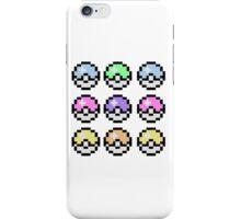 Pokemon Pastel iPhone Case/Skin