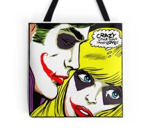 Crazy Little Thing Called Love Tote Bag