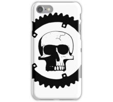 Sprocket Skull iPhone Case/Skin