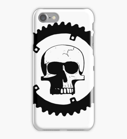 Sprocket Skull iPhone Case/Skin