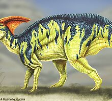 Parasaurolophus Reconstruction by Thedragonofdoom