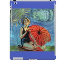 The Pause That Refreshes iPad Case/Skin